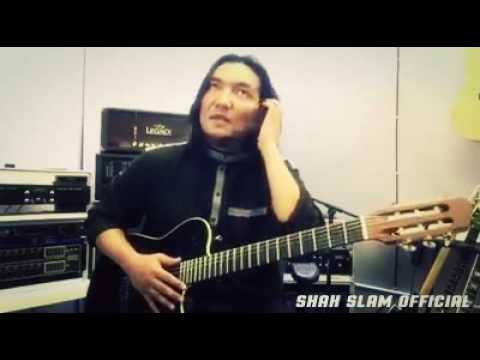Tutorial Gerimis Mengundang Intro & Solo by Shah Slam