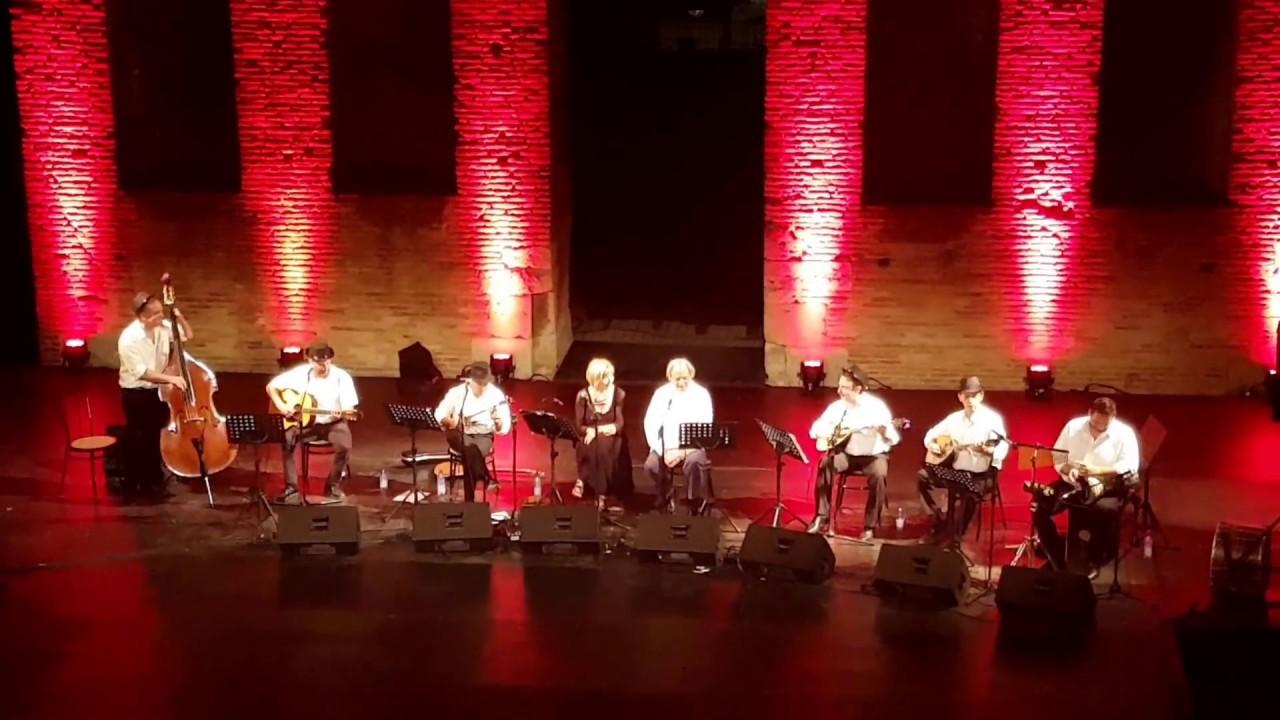 «ΡΕΜΠΕΤΙΚΟ - CAFÉ AMAN» @Ρωμαϊκό Ωδείο Πάτρας, 11/7/2017