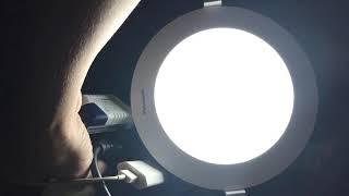 Đèn LED âm trần downlight Panasonic Serie NNP
