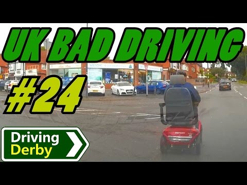 UK Bad Driving (Derby) #24