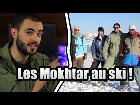 Les Mokhtar Awards au ski ! avec Ahly Magazine