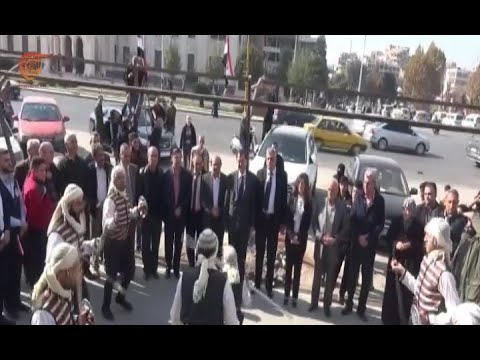 مهرجان أبو العلاء المعري يستعيد نشاطه في حماة بعد توقّف 8 سنوات