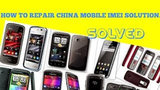 China 3310 imei without box
