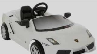 Lamborghini Gallardo 12v Ride On Kids Car
