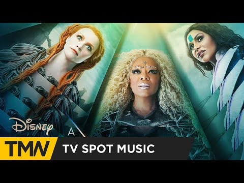 A Wrinkle In Time - TV Spot Music | Hybrid Core Music + Sound - Run