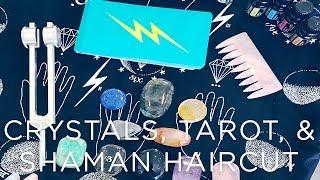 Shaman Cut My Hair?! | Hair Magic + Hippie Stuff