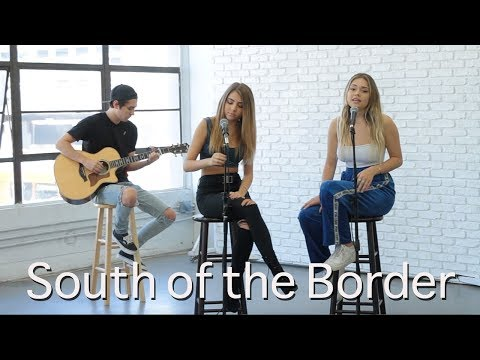 South Of The Border By Ed Sheeran, Camila Cabello & Cardi B | Cover By Jada Facer & Neriah Fisher