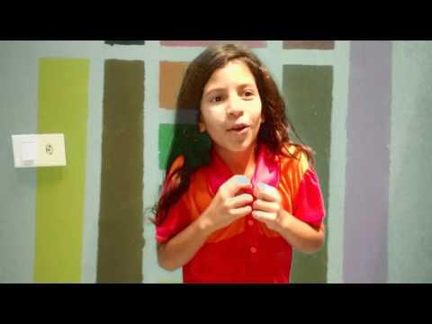Gabrielle Gleycila Cantando Raridade
