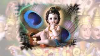 Мантра Govindam adi Purusham  - Говиндам ади Пурушам