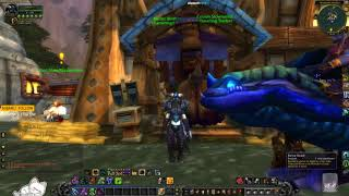 World of Warcraft [PC] Death Knight. Howling Fjord. Distant World Guild. ( ¬‿¬)
