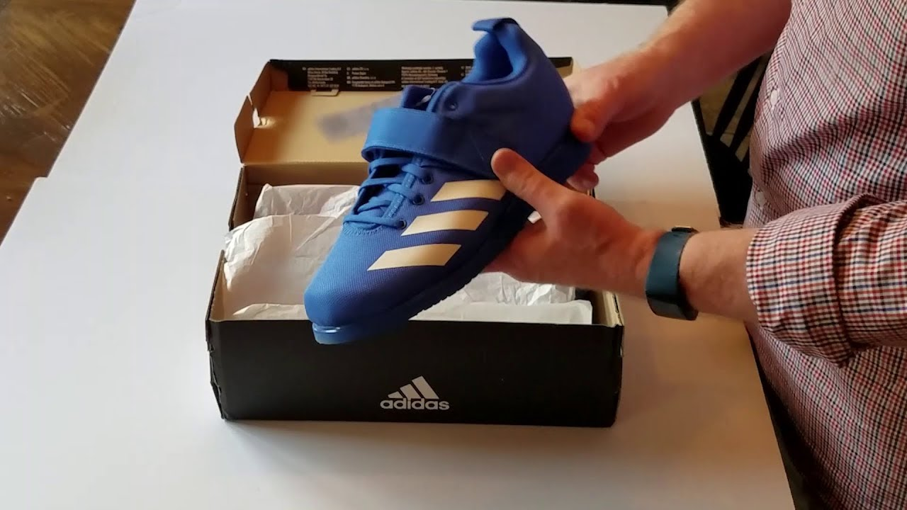 Adidas Powerlift 4 Unboxing and Review