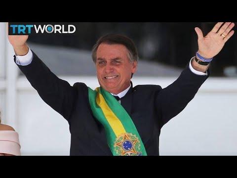 Brazilian stocks reach record high as Bolsonaro sworn in   Money Talks