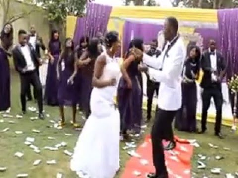 Best Bridal Party Dance IN MALAWI 2015
