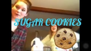 Making Sugar Cookies💝// Grace Gebhart Thumbnail