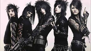 Black Veil Brides - Legacy Backing Track     Without Lead Guitar & Vocal     2018