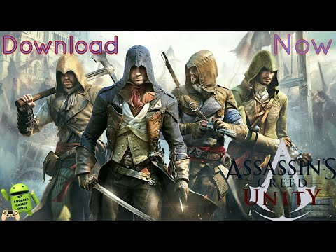 Download Assassin's Creed Unity Android Game In Hindi