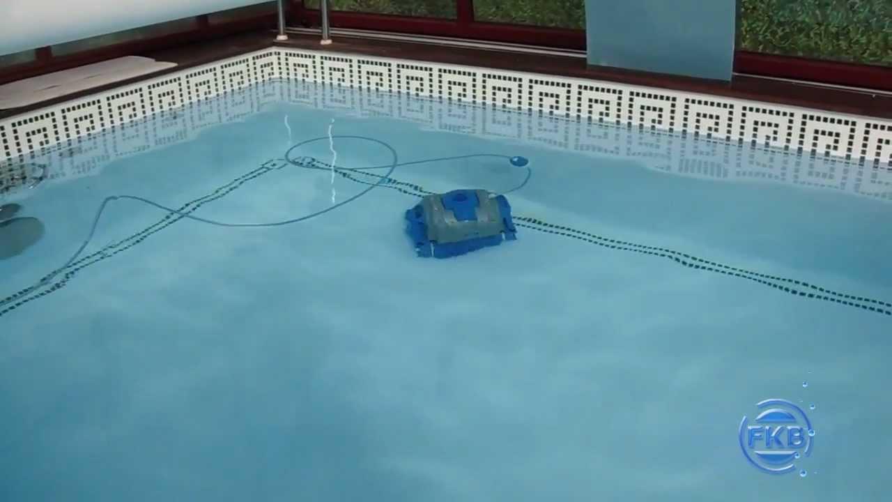 Poolroboter Schwimmbad Bodenreiniger Aquabot Xtreme