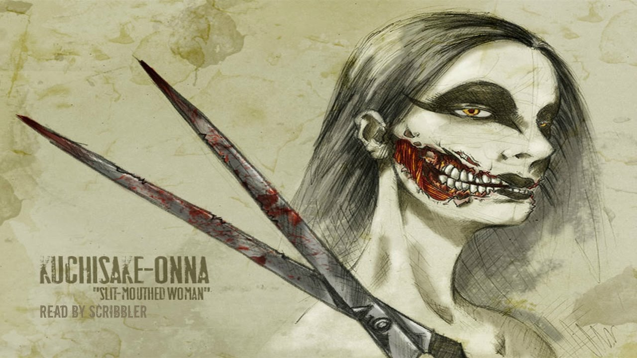 Tales From Japan: The Slit Mouthed Woman [Creepypasta Reading]