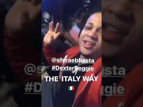 Sfera Ebbasta x Famous Dex x Reggie Mills - Ballin' in Fendi