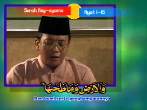 Surah Asy Syams by H Muammar ZA ( Official Video )
