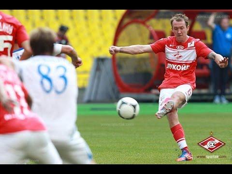 СПАРТАК - Волга (Нижний Новгород, Россия) 2:1, Чемпионат России - 2012-2013