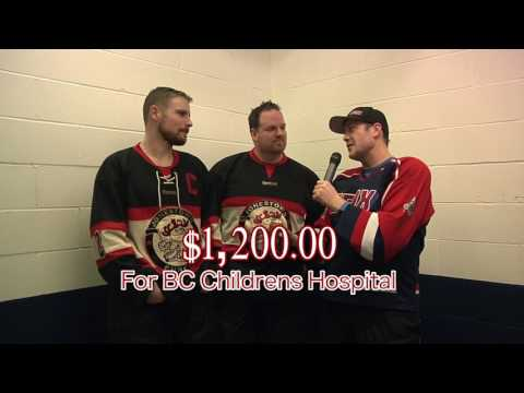 CFOX Hockey - Captain's Corner with Captain Scotty - (01/17/17)