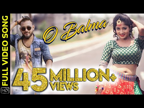 O Balma  Full Video Song  Odia Music Album  Harihar Dash  Lipsa Mishra  Tarique  Aseema Panda