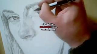 How to draw Bella of Twilight