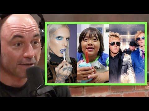 Joe Rogan Reacts to Top Earning YouTubers