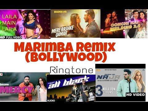 MARIMBA REMIX RINGTONE(Bollywood edition) 2018🔊