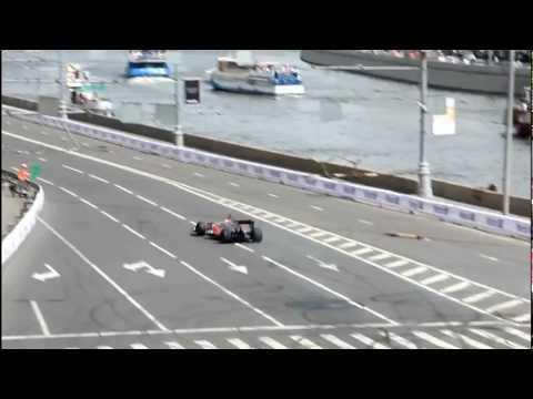 Moscow City Racing F1 Drift