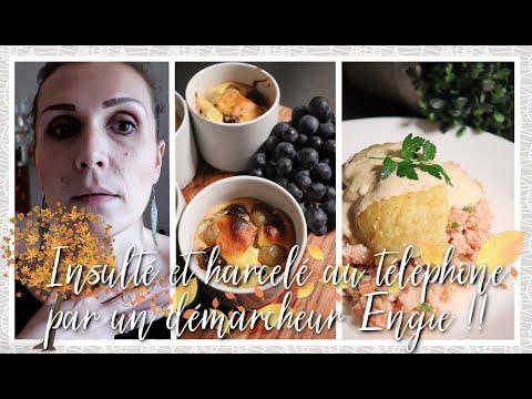vlog-famille-du-26/09-flan-de-courgette-filets-de-julienne-épicé-gateau-de-semoule-aux-2-raisins