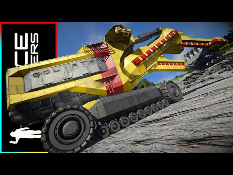 The TME-20000 Goliath! - Space Engineers  