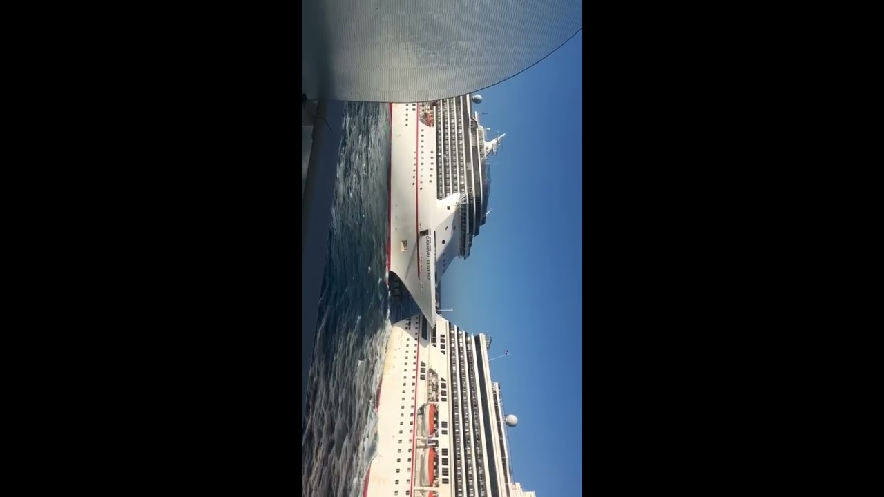 24+ Carnival Glory Accident  Pictures