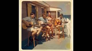 Beach Photo Enhanced - Kitty Hawk NC 1965