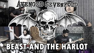 Avenged Sevenfold - Beast And The Harlot | METAL COVER by Sanca Records