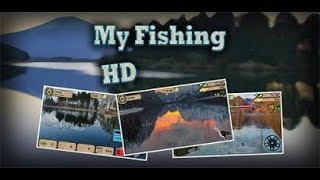 My Fishing HD Android Gameplay