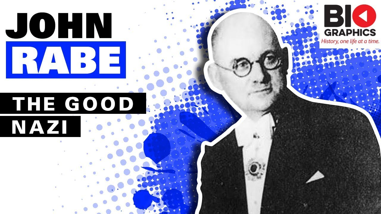 John Rabe: The Good Nazi
