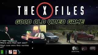 The X-Files (PS1) Gameplay Moments HD