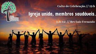 Culto de Celebração dia 14/06/2020 - Igreja Presbiteriana Floresta - GV