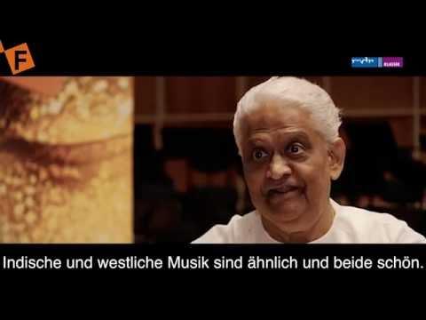 Pyarelal Ramprasad Sharma über Indische Und Europäische Musik