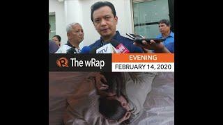 QC court orders Trillanes arrest   Evening wRap