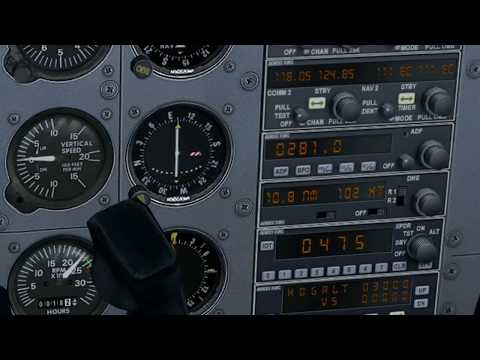 FSX C172 INSTRUMENT RATING CHECK RIDE PART 1 HD