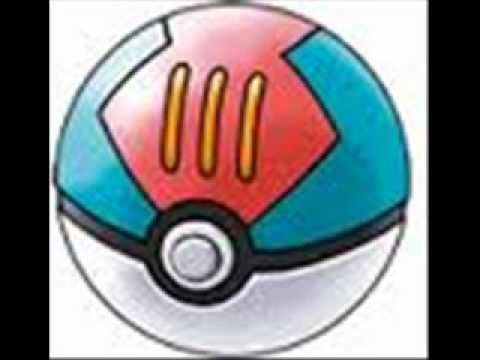 Tipos De Pokebolas [Pokémon Todas Las Temporadas] HD - YouTube
