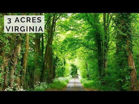 3 Acres Land In Virginia