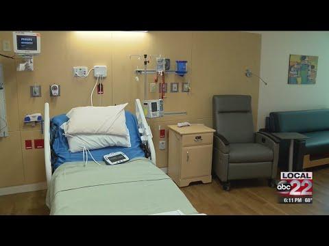 UVM Medical Center Unveils New 128-room Facility