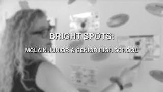 2018 Annual Report: McLain Junior Senior High School Bright Spot