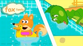 Fox Family and Friends new funny cartoon for Kids Full Episode #384