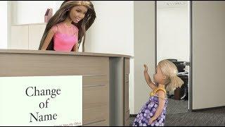 Barbie - Chelsea's New Name   Ep.134