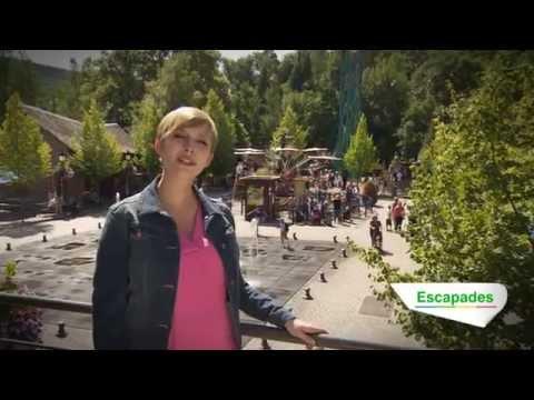 Parc d'attractions Plopsa Coo. Bons plans en Wallonie 2015